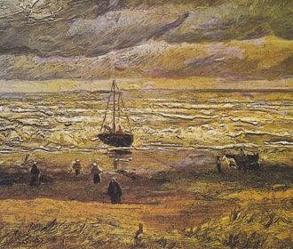 Похищенные картины Ван Гога нашли у мафии