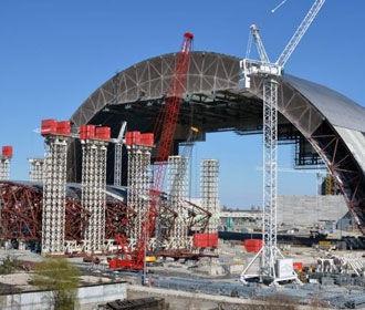 Украина завершила свою часть проекта Арка в Чернобыле