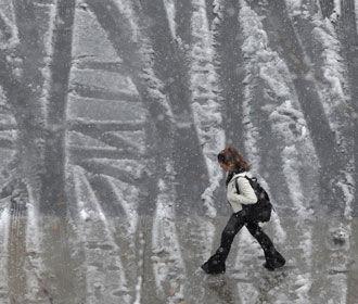 В Украину идет влажный и теплый атлантический воздух