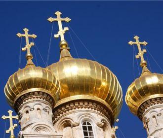 На Франковщине неизвестные «воины АТО» захватили храм УПЦ
