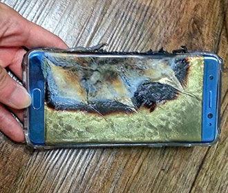 Samsung нарушила правила, тестируя батареи Galaxy Note 7