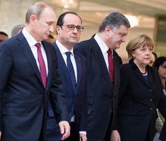 Путин рассказал, в каком случае встреча по Украине будет актуальна