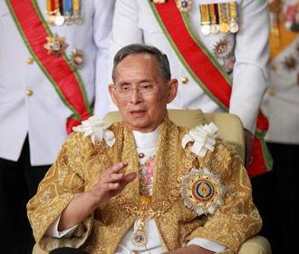 Жители Таиланда прощаются с королем Пумипоном Адульядетом
