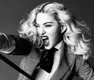 Мадонна отменила концерты из-за боли