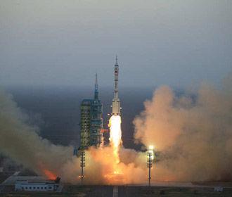 Китай успешно запустил пилотируемый космический корабль «Шэньчжоу-11»