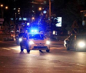 На улицах Киева начали появляться кнопки экстренного вызова полиции
