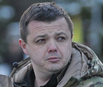 Семенченко назвал имена украинцев, задержанных в Грузии за хранение оружия