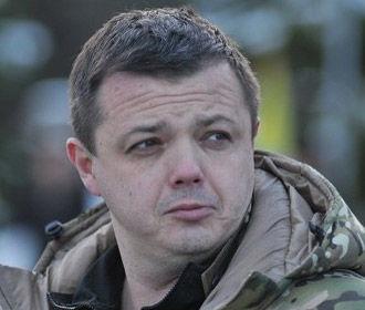 Семенченко оправдывает торговлю на крови с РФ