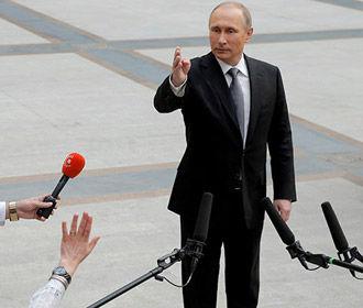 Путин продлил на год действие контрсанкций в отношении ЕС