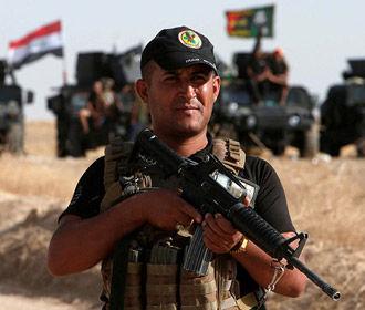 "Ирак начал операцию против ""ИГИЛ"" на границе с Сирией"