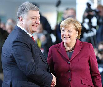 Украина и Германия осуждают нелегитимные выборы в Донецкой и Луганской областях