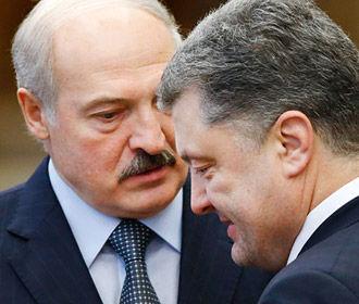 Порошенко отверг предложения Лукашенко по Донбассу