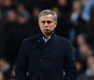 Моуринью уволили из «Манчестер Юнайтед»