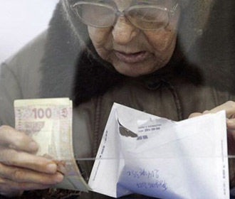 Больше 66% украинских пенсионеров получают пенсии через банки
