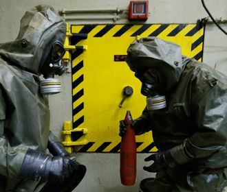 В ДНР заявили о прибытии в Донбасс состава с ядовитым веществом