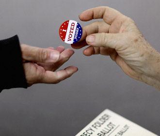 Более 21 млн американцев проголосовали досрочно на выборах президента