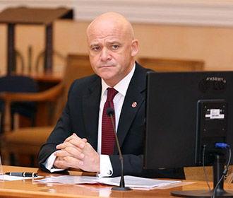 Мэр Одессы направил «припадочного» Саакашвили к психиатру