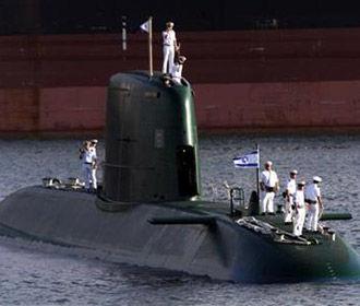 Израиль приобретет у Германии еще три подводные лодки