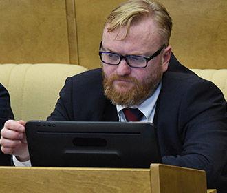 Милонов предложил отправить на «Евровидение» в Украину крымчан и Хирурга
