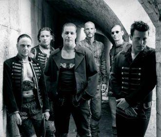 Группа Rammstein показала в новом видео Херсон