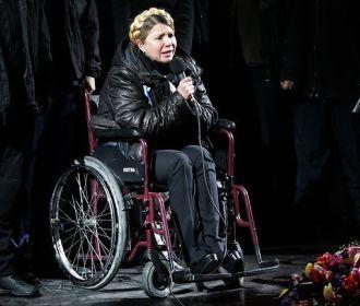Тимошенко объединения с другими партиями не планирует