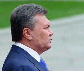 У Януковича отрицают подозрение в госизмене