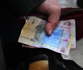 В Украине задолженность по зарплате за год выросла почти на четверть