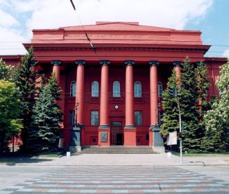 Обыски в киевском университете имени Шевченко связаны с деканом юрфака
