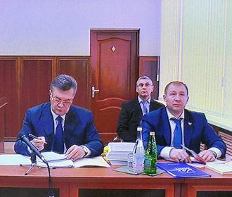 Матиос: публичных допросов по делу Януковича не будет