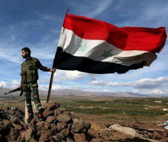 Армия Сирии установила контроль над тремя провинциями на юго-востоке страны