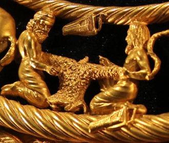 Крымские музейщики передали суду в Амстердаме документы по скифскому золоту