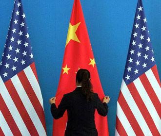 МИД КНР: Китай не заинтересован во вмешательстве в выборы и внутреннюю политику США