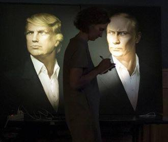 Le Monde: политика Трампа потакает стратегии Кремля