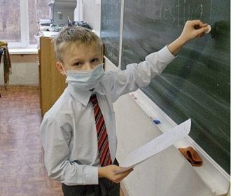 В Киеве из-за гриппа закрыли на карантин 36 школ