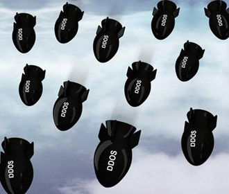 В России заявили о DDоS-атаках из Украины, США и Германии