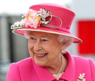 Королева Елизавета II поздравила президента Зеленского