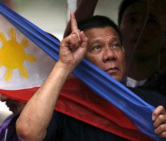 На Филиппинах полиция застрелила мужчину, нарушившего карантин