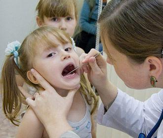 В Киеве остановлены занятия в десятках школ из-за гриппа и ОРВИ