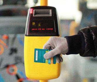 Весь муниципальный транспорт Киева подключен к системе электронного билета
