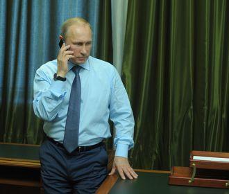 Путин заявил, что не против публикации телефонного разговора с Трампом