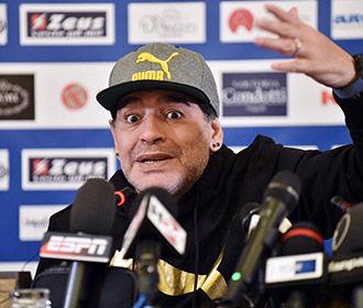 Марадона ответил на слухи о болезни Альцгеймера