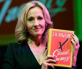 Джоан Роулинг потеряла статус самой высокооплачиваемой писательницы