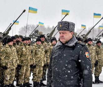 В Украине сегодня истекает срок действия военного положения