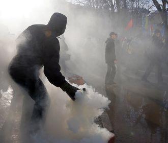 Полиция открыла дело после столкновений и блокировки транспорта группой поддержки обвиняемых по делу Шеремета