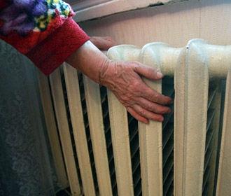 В Киеве отопление включили в 80% жилых домов