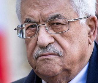 Палестинская автономия отказалась от исполнения соглашений с Израилем