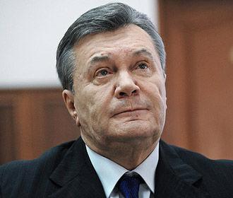 О чем говорил Янукович на пресс-конференции