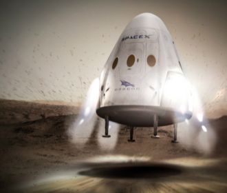 SpaceX планирует совершить туристический полет вокруг Луны в 2018 году