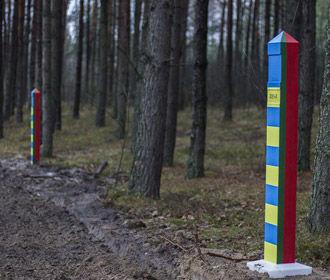 Украина усилила охрану границы с Беларусью – Госпогранслужба
