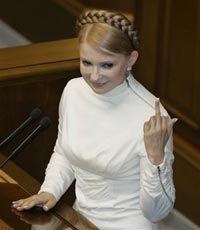Гарант изнасиловал Тимошенко